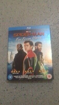 Spider-Man: Far From Home BLU-RAY NEW