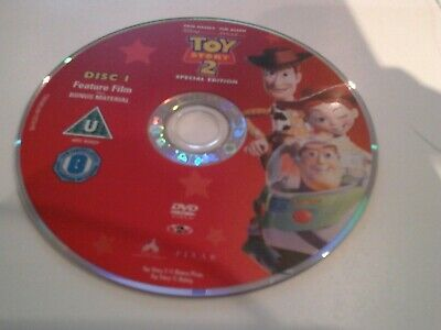 Toy Story 2 , dvd, no sleeve