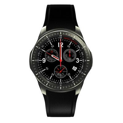 DM368 Plus Quad Core 1.3GHz MTK6580 1.3MP Camera Smart Watch with Wi-Fi