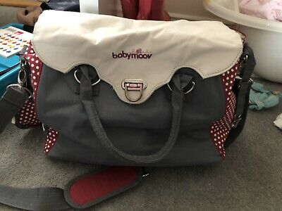 babymoov changing bag Perfect Condition.