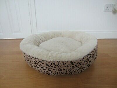 Cat Bed Plush Cushion Type .New Condition