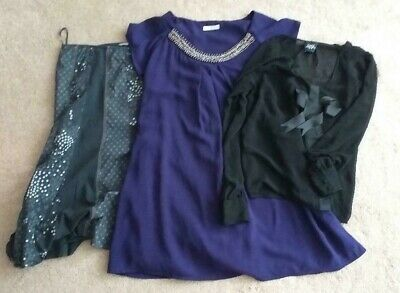 Ladies Size 16 Bundle Tu, Holly Willoughby, Per Una - Top, Skirt, Dress