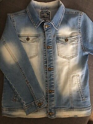 Mayoral Denim Jacket For Boy, Size 8 Yrs (128 cm/4 ft 2 inches) Excellent