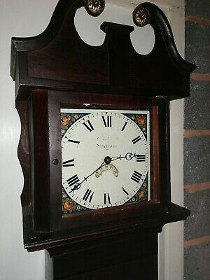 30 hour longcase grandfather clock