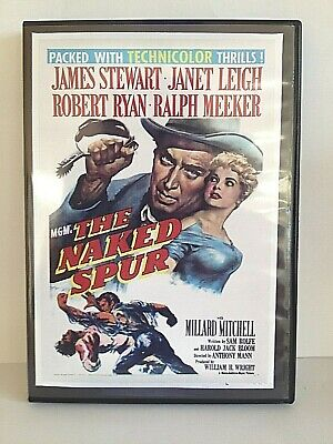 The Naked Spur Starring James Stewart
