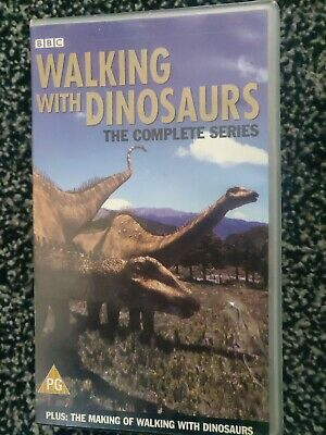 Walking With Dinosaurs The Complete Series