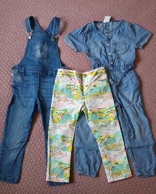Girls' trousers bundle size 2-3 years