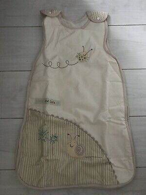 Baby Sleeping Bag 2.5 Tog Suitable From Birth New