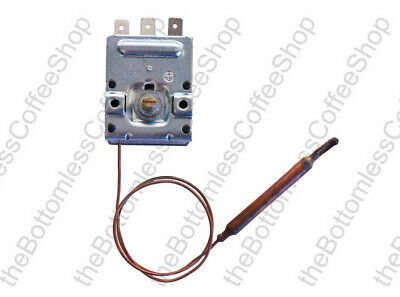Capillary Thermostat 16A 230V for Vibiemme Domobar Coffee Machine