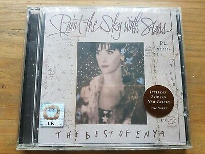 Paint the Sky With Stars: The Best of Enya - Enya CD 8EVG The Cheap Fast Free