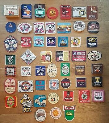 Scottish Bar Mats- (200)
