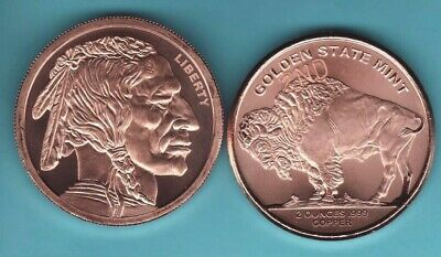 """2nd Amendment /""""WE THE PEOPLE/""""  1 oz Copper Round coin  /""""LIMITED/"""""""