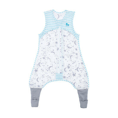 Love to Dream Sleep Suit - 0.2 TOG  Aqua 12 - 24 Months FREE SHIPPING