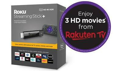 Collection Only in Bolton - Roku Streaming Stick+ HD / 4K / HDR New