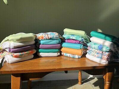 Bumgenius Cloth Diapers- 22 Count Package Deal