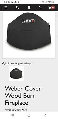 Weber 7159 Fireplace Cover RRP £44.99