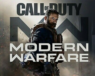 Call Of Duty Modern Warfare PS4 DIGITAL - Shared (Please Read)