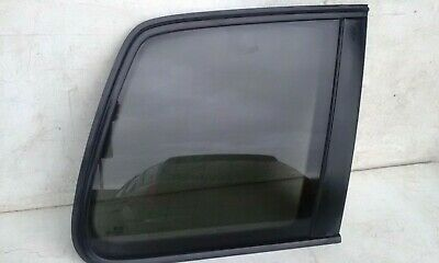 Vw Touran 2010 Rear Driver Right Side Quarter Window Glass