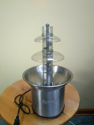 Sephra Select Home Chocolate Fountain Electric