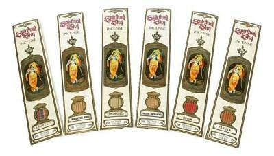 Spiritual Sky Frankincense & Myrrh Incense Sticks - 100 Grams - Hand Rolled