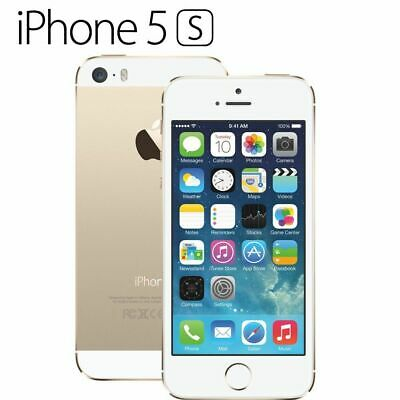 NEW Apple iPhone 5s 16GB Gold Unlocked Smartphone Plus Gift 24 MONTH WARRANTY