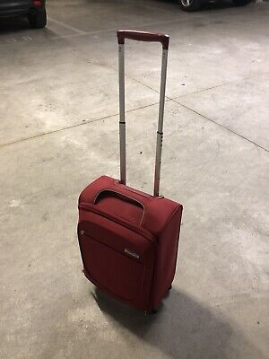 Samsonite Luggage | Carry On | Red