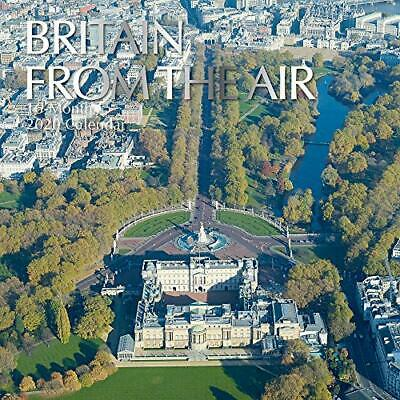 Britain from the Air: 2020 Square Wall Calendar