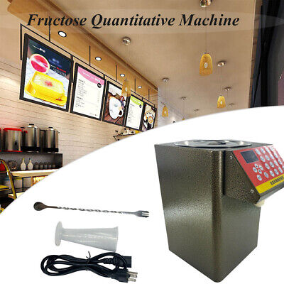 Fructose Quantitative Machine Automatic Milk Powder Coffee Tea Dispense Machine