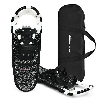 21inch Lightweight Aluminum All Terrain Snow Shoes for Men Women Youth W/Bag