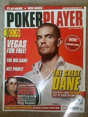 Poker Player Magazine - Issue 19 - March 2007