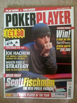 Poker Player Magazine - Issue 6 - March 2006