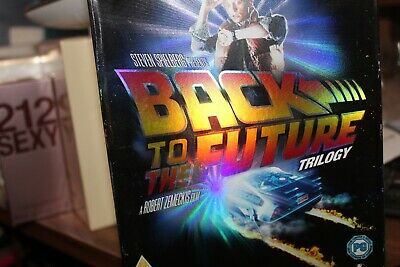 Back To The Future Trilogy (DVD, 2005)used