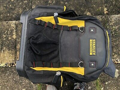 Stanley Fatmax Tool Bag. In Good Used Condition. Look!