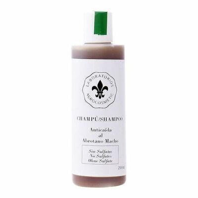 Shampooing antichute de cheveux Agrocosmetic (200 ml)