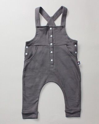 Boy Girl Unisex 4-5 Years Dungarees all in one harems