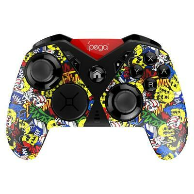 Wireless Bluetooth Controller Gamepad Joystick Game Handle for Nintendo Swtich