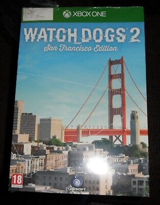 Xbox One Watch Dogs 2 San Francisco Edition NEW