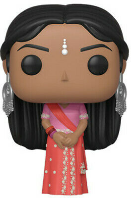 Padma Patil (Yule) - Funko Pop! Harry Potter: (2019, Toy NUEVO)