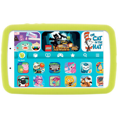 """Samsung Galaxy Tab A Kids Edition 8"""" 32GB WiFi Android 9.0 Pie Tablet - Silver"""