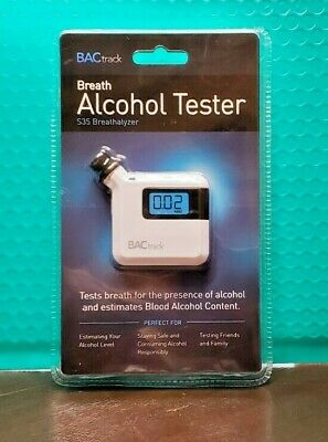 BACtrack Alcohol Tester S35 Breathalyzer -  Brand New  -