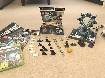 XBOX 360 Lego Dimensions Starter Pack + Superman Batman Mission Impossible