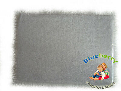 BlueberryShop Terry Towelling Fitted Sheets Toddler Bed/Baby Cot Bed, 2  white