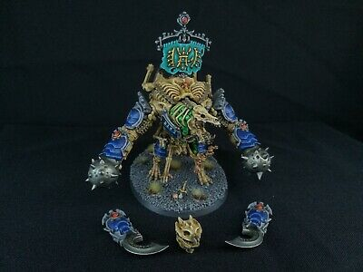 Gothizzar Harvester Pro Painted Warhammer Age Of Sigmar Ossiarch Bonereapers