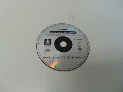Spyro 3: Year Of The Dragon Platinum PS1 Game - Disc Only