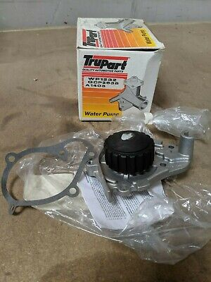 Trupart Water Pump Wp1232 Compatable With Nissan Micra