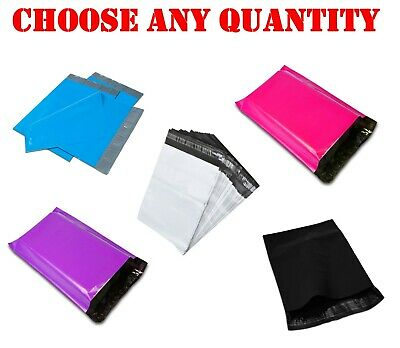 "14.5x19 COLOR POLY MAILERS SHIPPING ENVELOPES SELF SEALING MAILING BAGS 14""x19"""