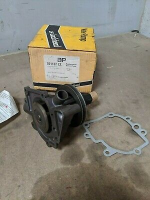 Ap Lockhead Water Pump Dd1157 Fits Rover Sd1