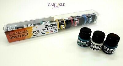 Sennelier Abstract Innovative Acrylic Ink - Discovery Set Of 6