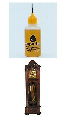 Best Quality 100% SYNTHETIC LUBRICANT For Grandfather Clocks
