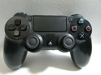 USED Sony PS4 PlayStation 4 DualShock 4 Wireless Controller - Black Lot 417